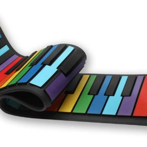Rock And Roll It - Piano Rainbow