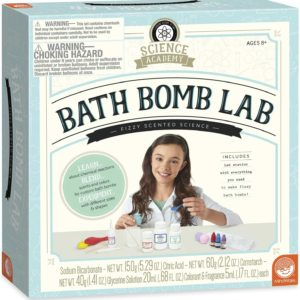 Science Academy: Bath Bomb Lab