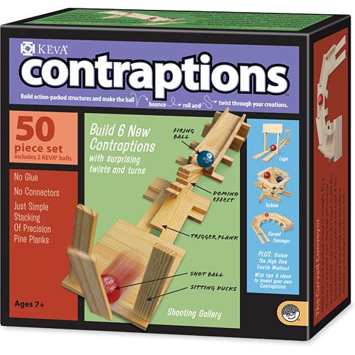Contraptions 50 Plank Set