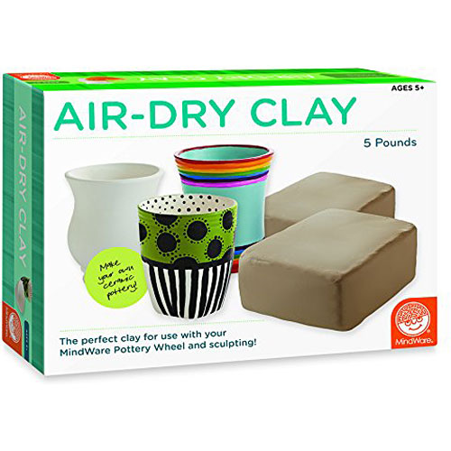 Pottery Wheel Air-Dry Clay Refill