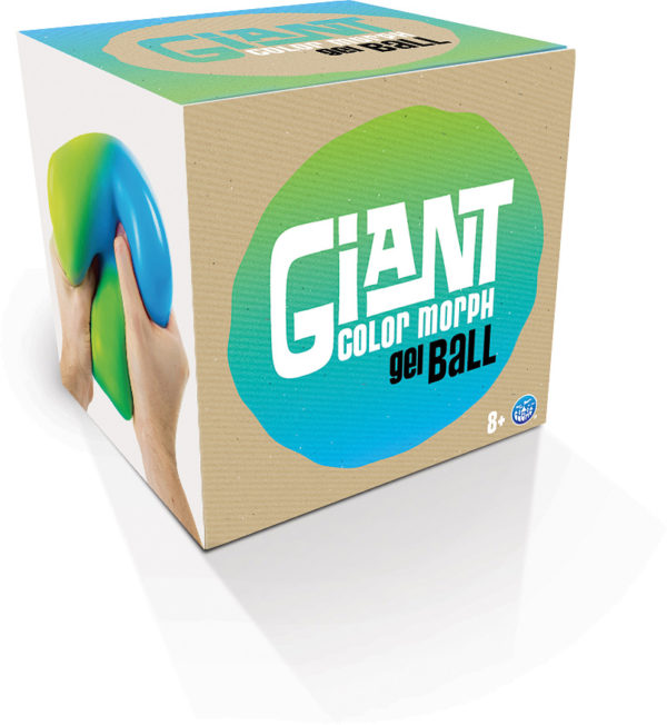 Giant Color Morph Stress Ball