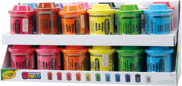 Crayola Dough 5 Oz. Tubs