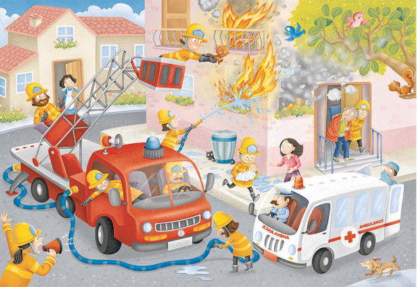 Firefighter Rescue!