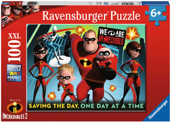 Incredibles 2 (100 pc Puzzle)