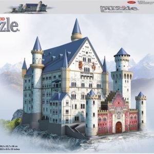 Neuschwanstein Castle (216 pc Puzzle)