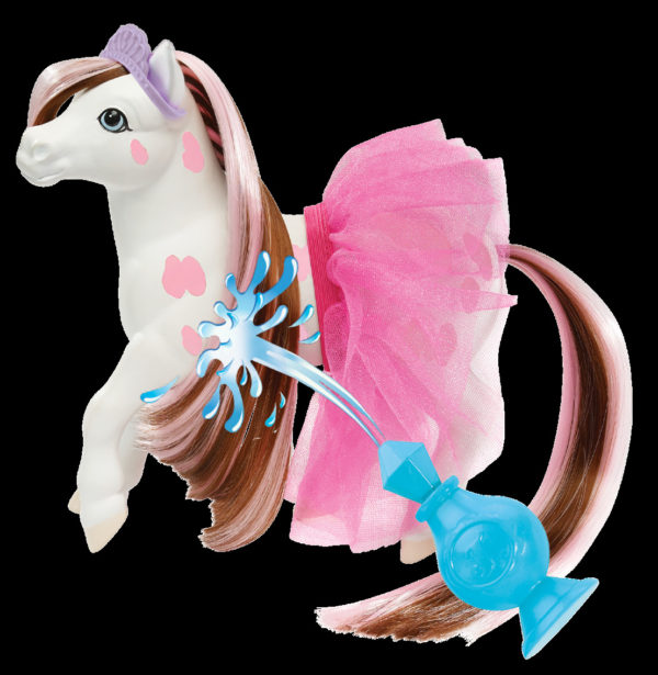 Blossom The Ballerina Color Change Horse