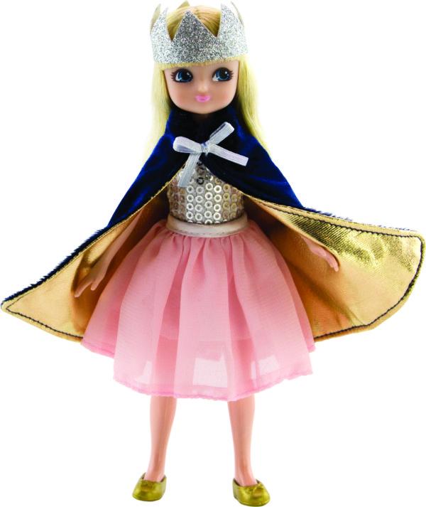 Queen Of The Castle - Lottie
