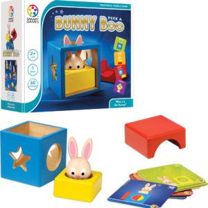 SmartGames Bunny Peek-a-Boo