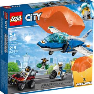 LEGO® City - Sky Police Parachute Arrest