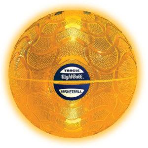 NightBall Basketball - Orange