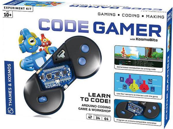 CodeGamer