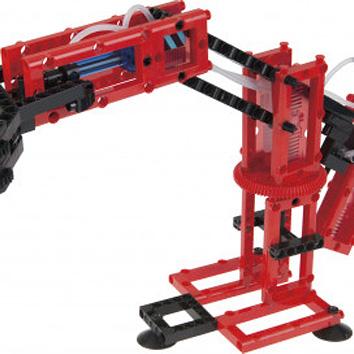 Mechanical Engineering: Robotic Arms
