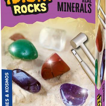 I Dig It! Rocks - Real Minerals Excavation Kit