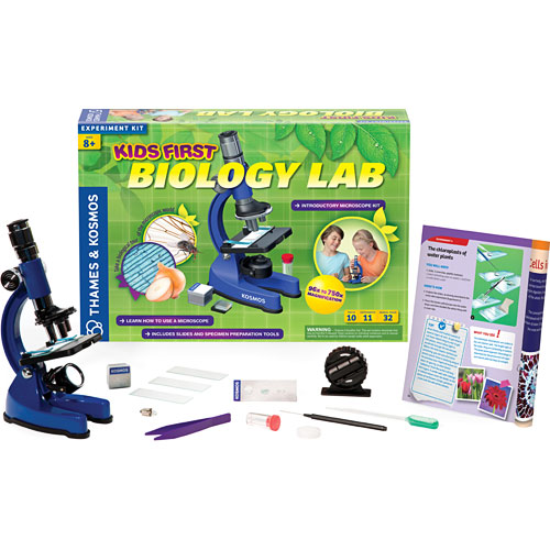 Kids First Biology Lab