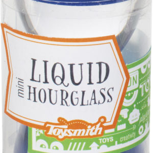 MINI LIQUID HOURGLASS