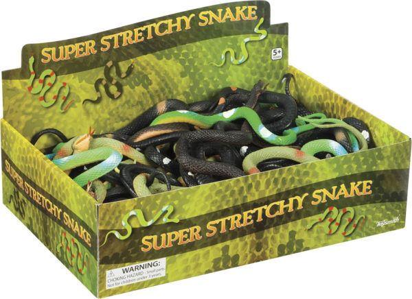 SUPER STRETCHY SNAKES