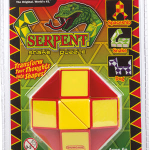 SERPENT SNAKE PUZZLE