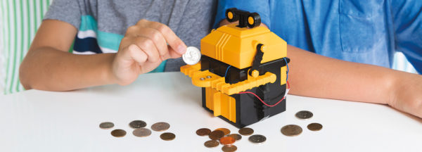 MONEY BANK ROBOT