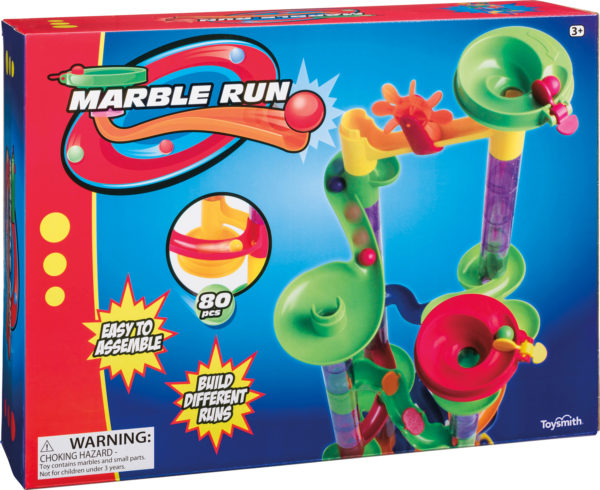 MARBLE RUN 80PC