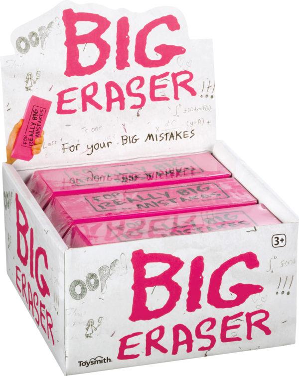 REALLY BIG ERASER