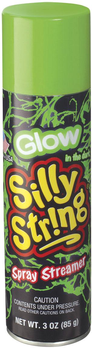 Glow Silly String
