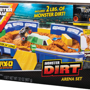 Monster Jam Monster Dirt Arena Set