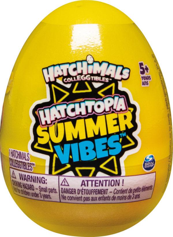 HATCHIMALS SUMMER VIBES 1PK