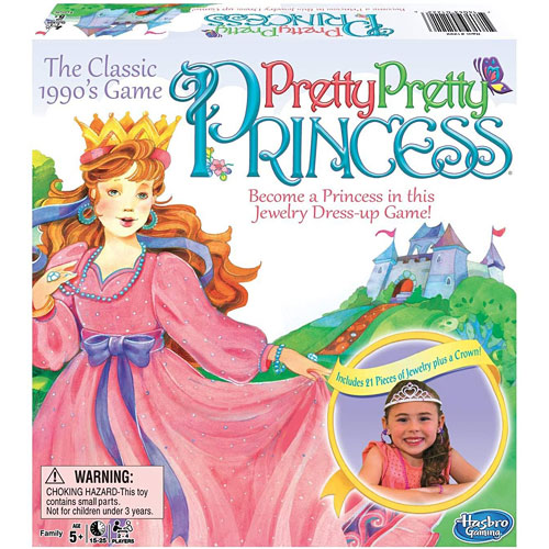 Pretty, Pretty Princess