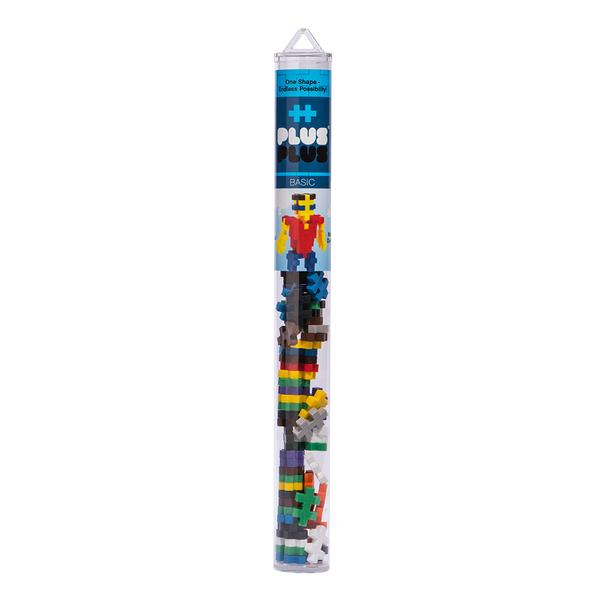 Plus-Plus Tube – Basic Mix