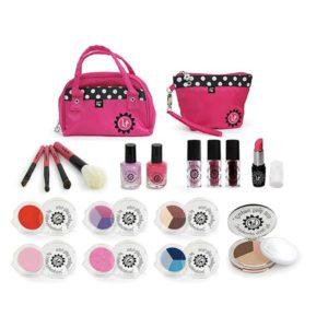Mini Play Makeup Deluxe Kit - Pink