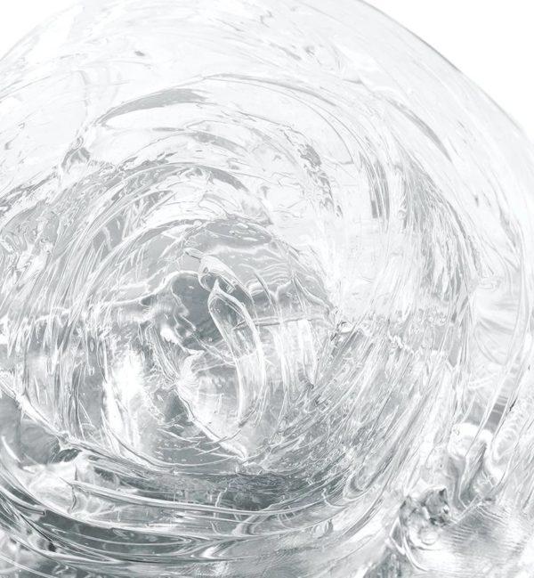 Crystal Clear Liquid Glass Thinking Putty