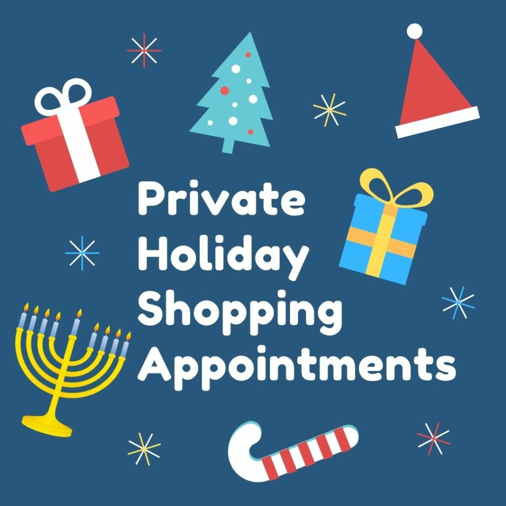 Holiday Appointments 2021