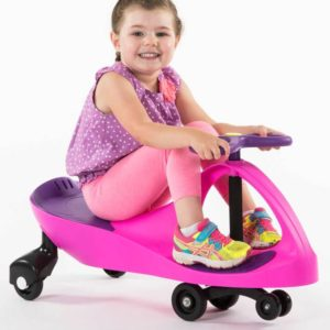 Original PlasmaCar Ride-On Vehicle - Pink Purple
