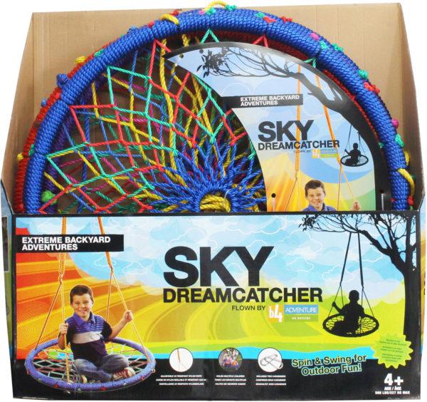 "38"" Sky Dreamcatcher Swing Blue Classic"