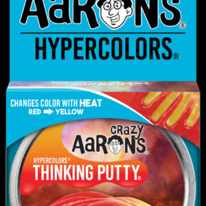 Firestorm Hypercolor Thinking Putty