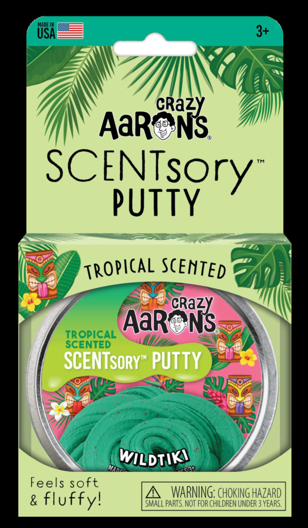 Wildtiki Tropical Scentsory Putty