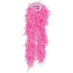Chandelle Boa (dark Pink)