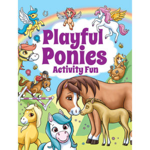 Playful Ponies Activity Fun