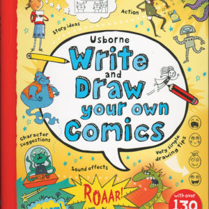 Write And Draw Your Own Comics (Ir)