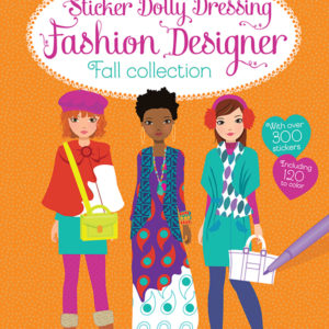 Sticker Dolly Dressing Fashion Designer (Fall Collection)