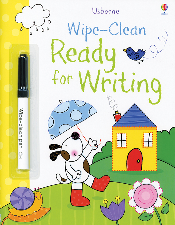 Wipe-Clean, Ready For Writing