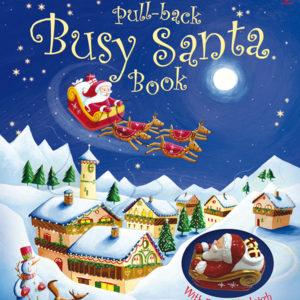 Busy Santa Book