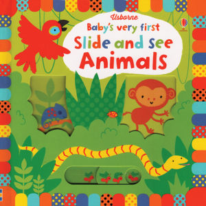Baby'S Very First Slide And See Animals