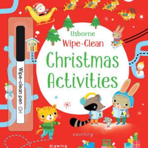 Wipe-Clean, Christmas Activities