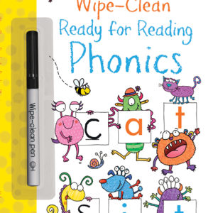Wipe-Clean, Ready For Reading Phonics