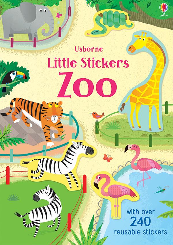 Little Stickers Zoo