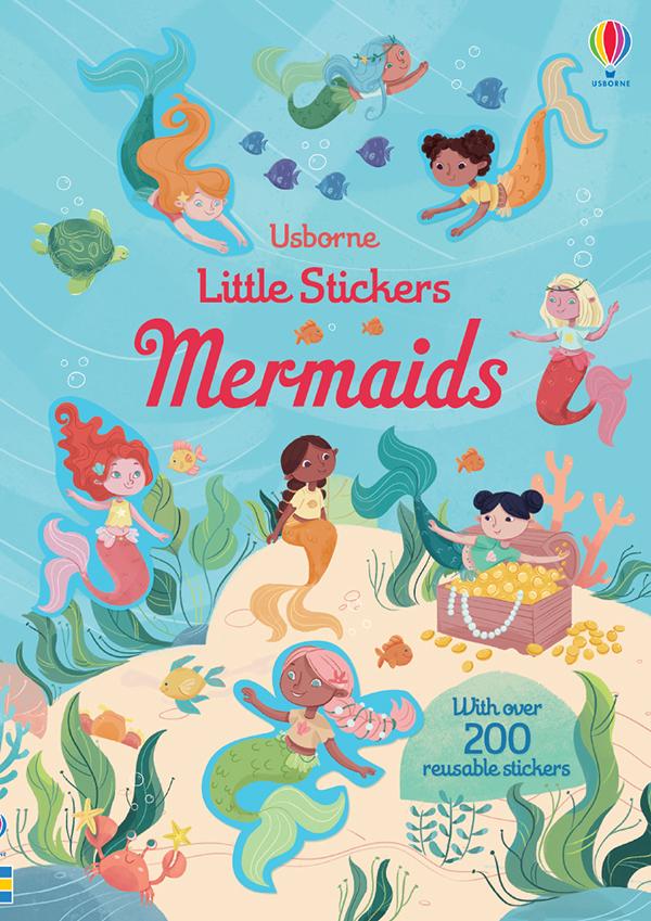 Little Stickers Mermaids