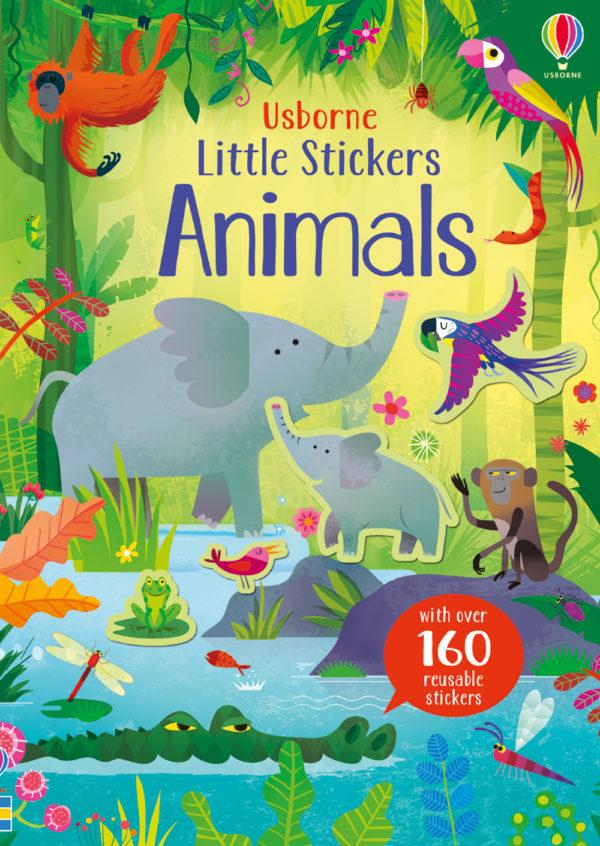 Little Stickers Animals