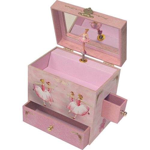 Ballerina Treasure Box