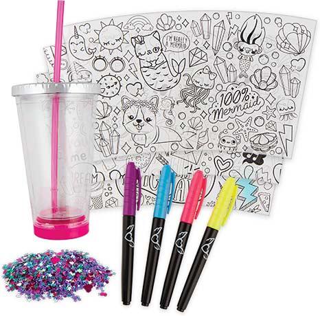 Confetti Tumbler Design Kit